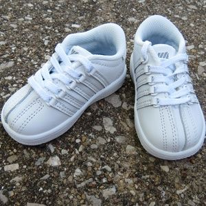K-Swiss Classic Toddler Shoes- K-Swiss Shoes
